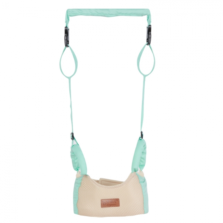 New Arrival Baby Walker,Toddler Leash for Learning Walking Baby Belt Child Safety Harness green 52*32