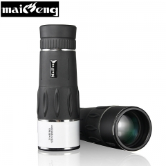 5X95 Monocular Eyepiece Telescope,Long range for Camping Hunting Night Vision Zoom binoculars scopes white