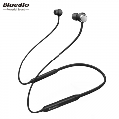 Bluedio TN Active Noise Cancelling Sports Bluetooth Earphone/Wireless Headset for phones and music black