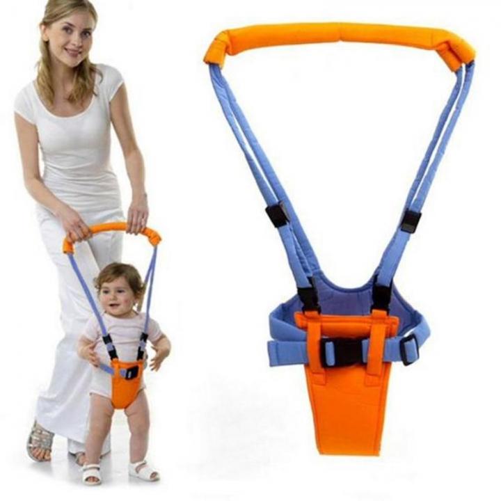 Baby Walking Belt Adjustable Children's Leash Strap Leashes Learning Walking Assistant BLUE ONE SIZE