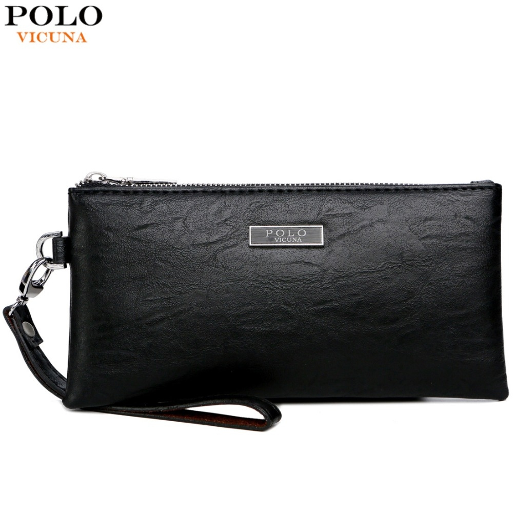 790fd2bc2db4a ... Leather Handbag Black Men s Standard Wallets Large Capacity Purse black  small  Product No  2806678. Item specifics  Seller SKU DM-07443-black   Brand