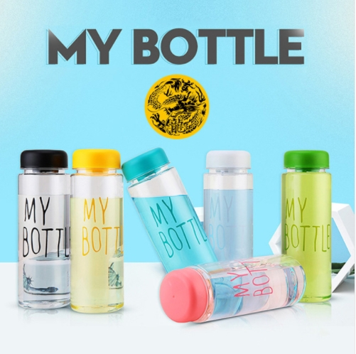 My Bottle Plastic 500ml Pc Water Bottles Transparent Or Frosted