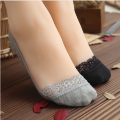 Invisible Short Woman Sweat comfortable cotton bamboo girl women's boat socks ankle low female random one size