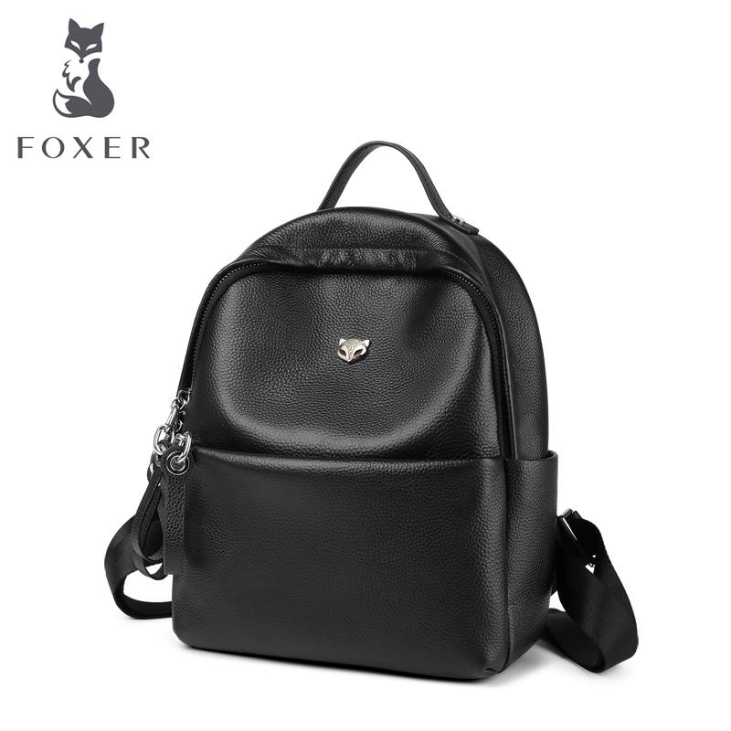 07463888e4 ... Genuine Leather Backpacks for Teenage Girls Female School black one  size  Product No  2914818. Item specifics  Seller SKU DM-07525-black  Brand