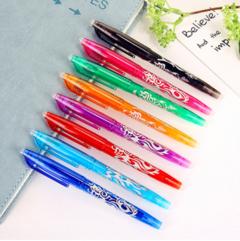 8 Colors For Choose 0.5mm Kawaii Pilot Erasable Pen Magic Gel Pen School Office Writing Supplies