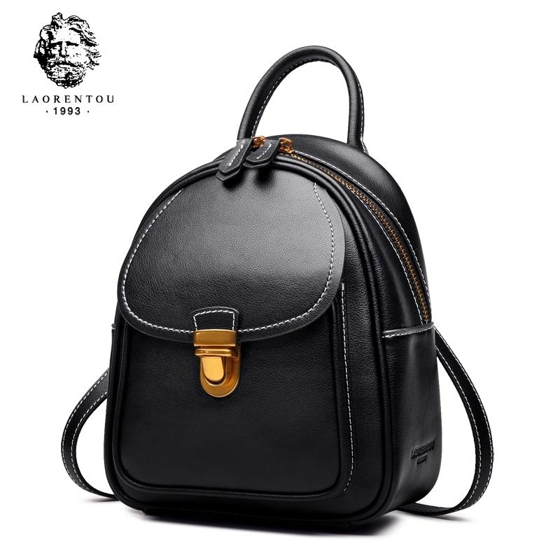 ... School Bag Female Genuine Cow Leather Backpacks Fashion black one size   Product No  3093524. Item specifics  Seller SKU DM-07642-black  Brand  20e73777e9a45