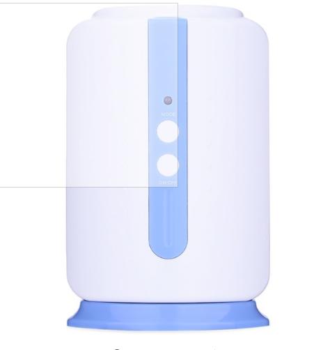 Ozone Generator Air Purifier Home Fridge Food Fruit Vegetables Wardrobe Car  Ionizer white one size