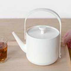 Creative Design Electric Water Kettle Special for Tea Water Pot Boiling Machine 304 Stainless Steel white