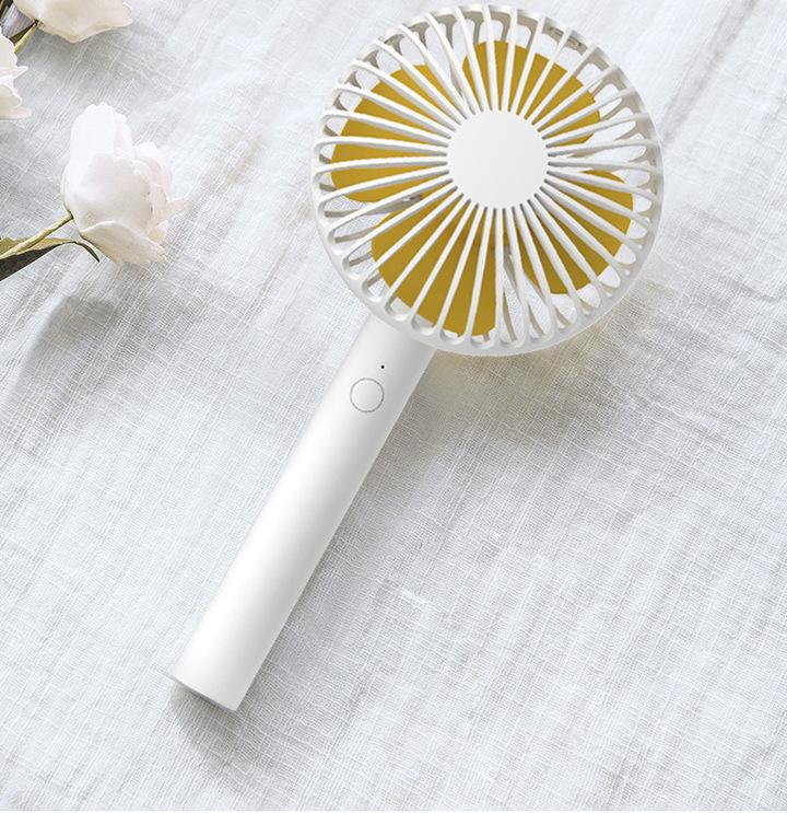 Sunflower Portable Small Fan Outdoor Portable Mini Fan