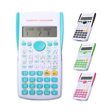 12 Digit Ultra slim Transparent Solar Calculator for Student School Office tudents Children Gift