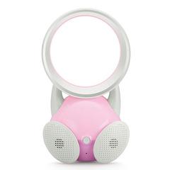 Leafless Fan USB Home 6 inch with audio fan office Student Mute dormitory mini small fan