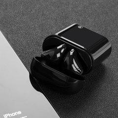 Upgrade Wireless Bluetooth Earphone i7 TWS Headset Wireless Earbuds Bluetooth Headphone black