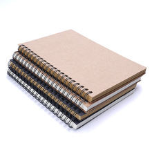 Sketchbook Diary for Drawing Painting Graffiti Soft Cover Black Paper Sketch Book Memo Pad Notebook red one size