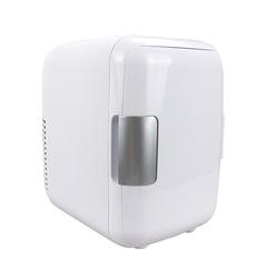 4 liter mini-refrigerator, mini-refrigerator, 4L mini-refrigerator, household refrigeratory white