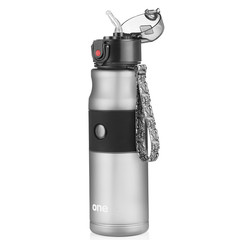 750ml Sport Water Bottles Portable Straw And Direct Drinking Lids My Bottle For Water Leakproof black one size