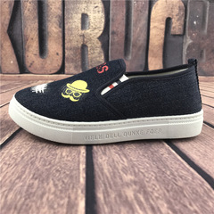 Spring/summer 2019 new children's flat shoes canvas breathable trend single shoes boys and girls 1 31