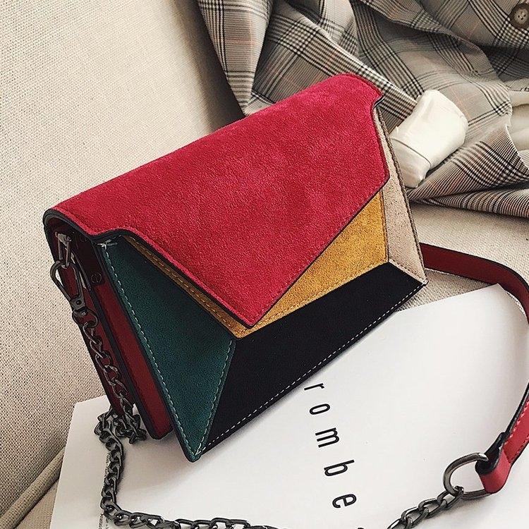 ... Shoulder Bags Girl Luxury Bolsa Patchwork Messenger Bags red one size   Product No  10784660. Item specifics  Seller SKU DM-19108  Brand  eff2674e19476