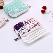 Multi-functional Wet Bag Reusable Bag for Mama Cloth Pads Menstrual Pad Sanitary Pads Bags 1 one size