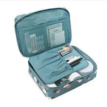 High Quality Make Up Brushes Bag Women Waterproof Cosmetic MakeUp Bag Travel Organizer 1