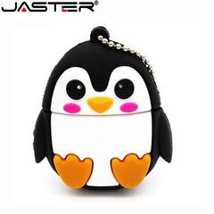 JASTER cute penguin owl fox pen drive cartoon usb flash drive pendrive 4GB/8GB/16GB/32GB U disk 1 normal 4gb