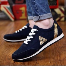 2017 Top quality new mens Casual Shoes canvas shoes for men man red black bule outdoor walking black 39