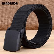 Military Men Belt 2018 Army Belts Adjustable Belt Men Outdoor Travel Tactical Waist Belt with 1 one size