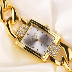 lvpai Women's Watches Top Brand Luxury Gold Bracelet Watch Women Watches gold white one size