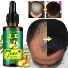 OSHIONER Natural Repair Fast Hair Growth Fluid Hair Loss Treatment Healthy Hair Growth dark brown
