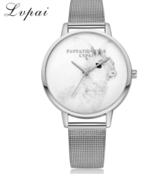 Silver Luxury Cartoon Rabbit Dial Quartz Watch Women Fashion Bracelet Sport Wristwatch gold one size