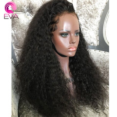 Plucked 360 Lace Frontal Wigs With Baby Hair Lace Front Human Hair Wig For Women black black one size