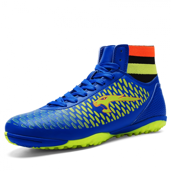 2a570a7b1 Kids Men Training Assassin Football Boots Women Non-slip Nail Soccer Shoes  Breathable Sport Shoes