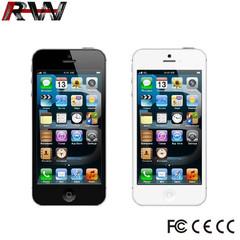 Ryan World Refurbished phone apple iphone 5 32GB+1GB mobile phone iphone5 black