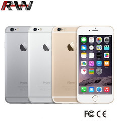Ryan World Refurbished phone apple iphone 6 128GB+1GB 8MP 4.7 inch fingerprint mobile smartphone golden