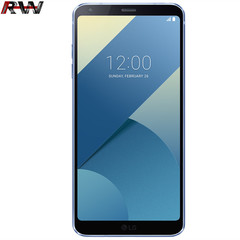 "Ryan World LG G6 Brand New Phone 32GB 5.7""Single Sim 4GB RAM GSM Unlocked International Smart Phone black+single sim"