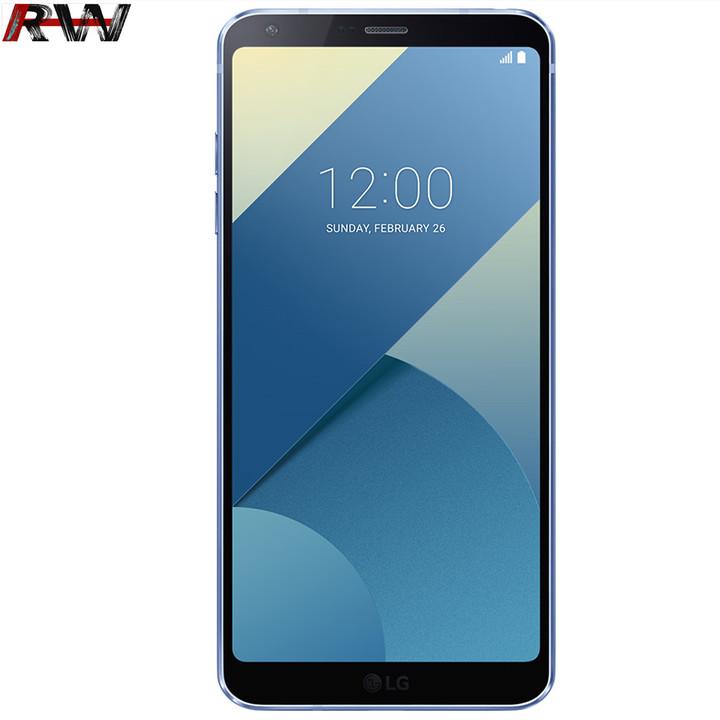 "Ryan World LG G6 Brand New Phone 32GB 5.7""Single Sim 4GB RAM GSM Unlocked International Smart Phone black+single sim"