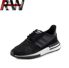 Ryan World adidas Men's ZX 500 Boost Fashion Sneaker Running Shoes Black eur 37