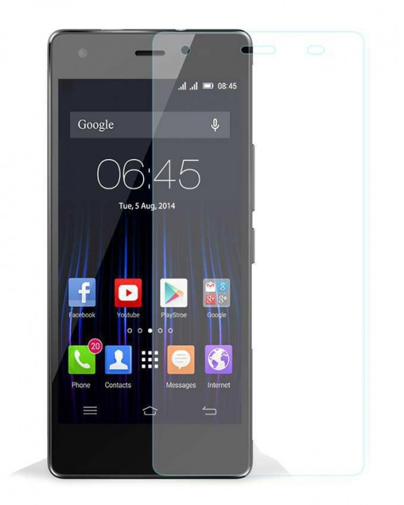 X509 (zero 2) - Tempered Glass Screen Protector - Clear