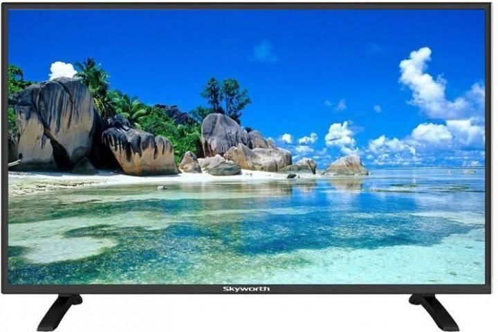"""SKYWORTH Tv 43E3000S in Kenya 43"""" - Full HD Smart TV - Black"""