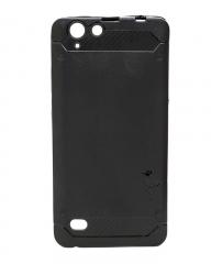 Tecno J8 Back Cover - Black
