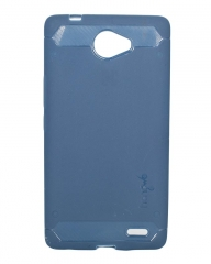Back Cover for - Infinix X600 - Dark Blue