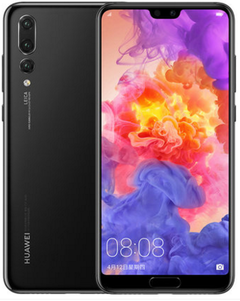 Huawei P20 pro 4000 million Leica three photos Kirin 970 chip 6+128gb black