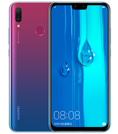【Huawei enjoys 9 Plus】 New eight nuclear Chip Mobile Phone Dual Font Rear 16 million pixels Camera 6+128GB purple