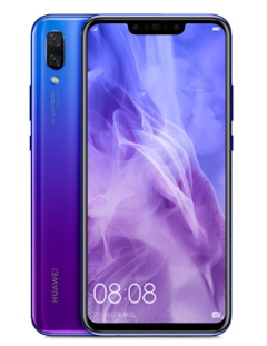 Huawei Nova 3 HUAWEI Kirin 970 processor Mobile Phone Dual Font Rear 24 million pixels Camera 6+128GB black