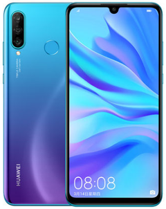 HUAWEI NOVA 4E 4000hm Battery 32Million Pixel Excellent Processor Kirin 970 Chip 6+128gb black