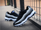 New Men's Shoes Trend Youth Fashion Sports Shoes Casual Shoes Running Shoes black 41