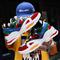 2019 Autumn Vintage Sneakers Men Breathable Mesh Casual Shoes Men Fashion Sneakers multicolour 42