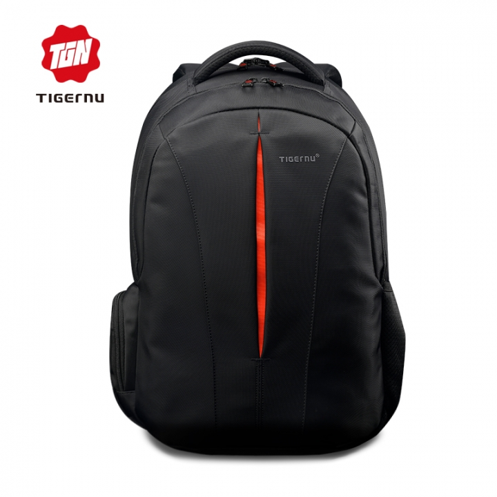 d8b02dd250 Tigernu 2018 T-B3105 15.6 inches Laptop Backpack Student College Waterproof  Nylon Backpack black and