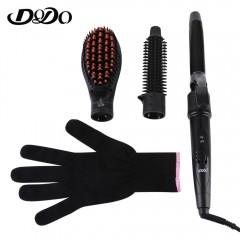 DODO Multi-function 3 in 1 Ceramic Hair Curler Tub BLACK US PLUG