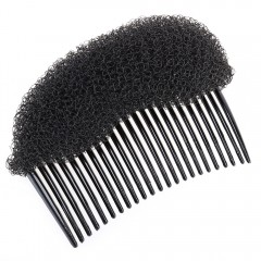 Ladies Hair Styling Comb Volume Bouffant Beehive S BLACK