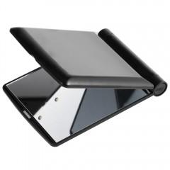 Makeup Cosmetic Folding Portable Compact Pocket Mi BLACK